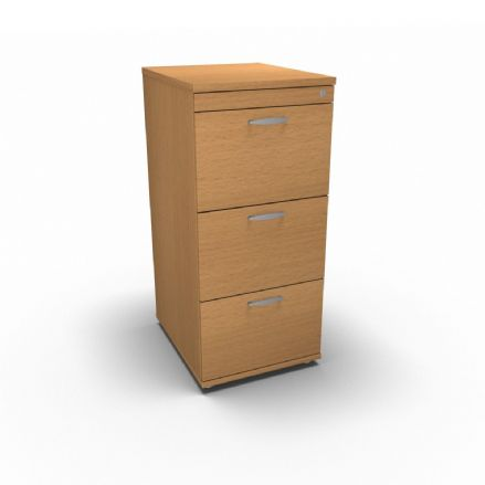 Simply 3 Drawer Filing Cabinet